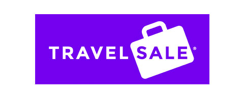 Logo travel sale 2019