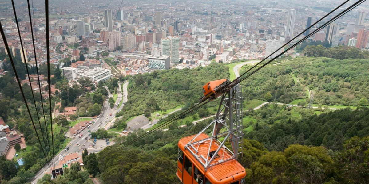 Vuelos a Bogotá a partir de AR$ 20.944 (U$D 364) desde Buenos Aires