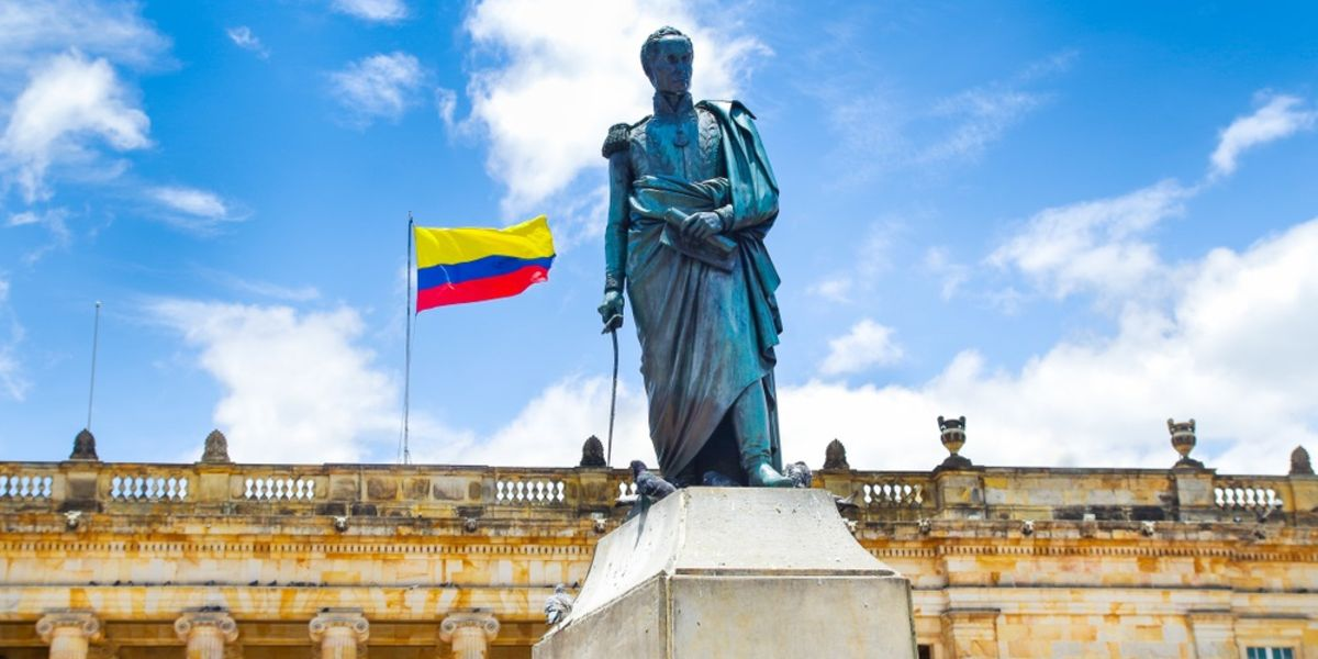 Vuelos a Bogotá por AR$ 22.680 (U$D 398) desde Buenos Aires