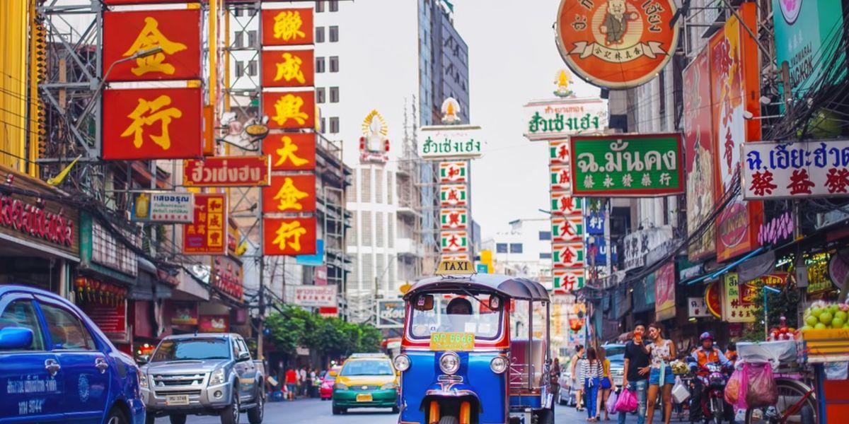 Bangkok a partir AR$ 41.509 (U$D 902) desde Buenos Aires