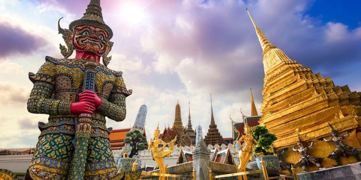 Bangkok por AR$ 39.377 (U$D 877) desde Buenos Aires
