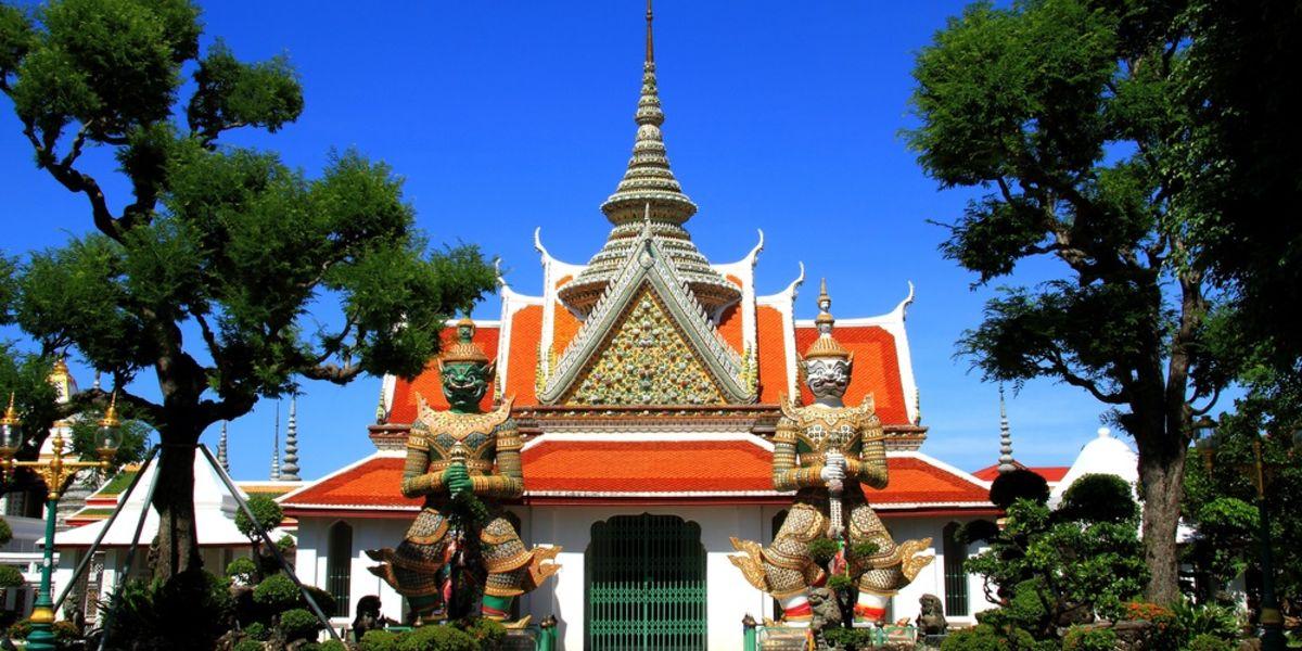 Bangkok por AR$ 37.567 (U$D 864) desde Buenos Aires