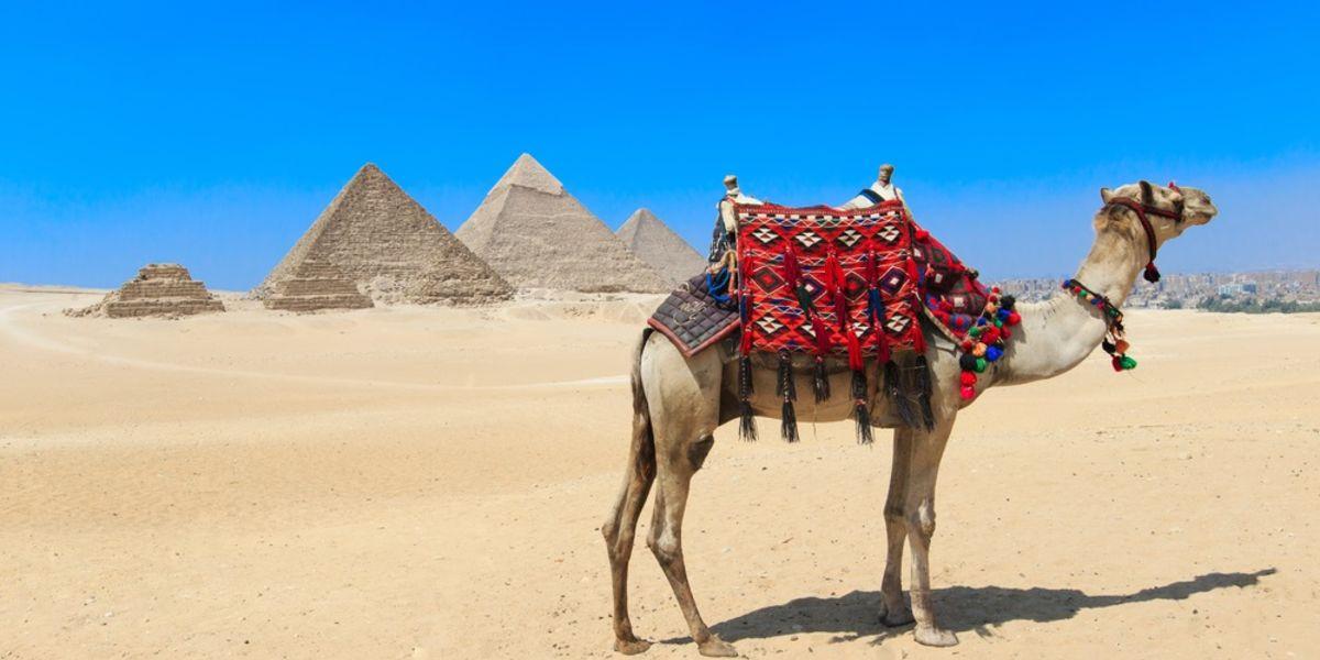 Vuelos a Roma + El Cairo desde Buenos Aires