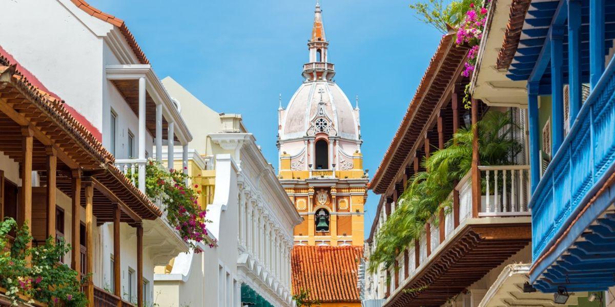 Paquetes a Cartagena a partir de AR$ 29.752 (U$D 686) desde Bs. As.