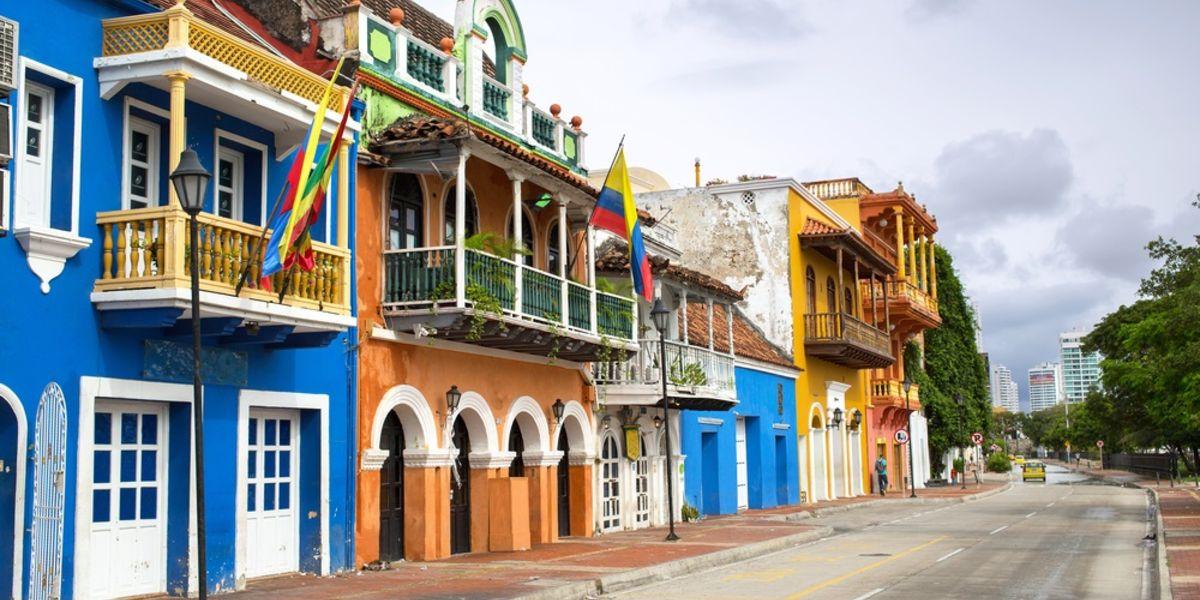 Vuelos a Cartagena a partir de AR$ 22.295 (U$D 391) desde Bs. As.