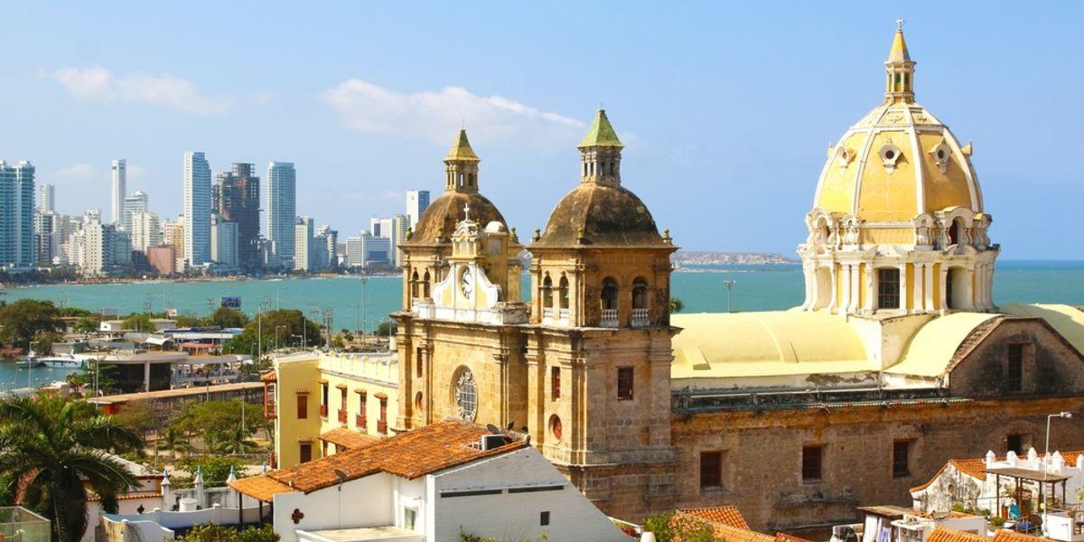 Vuelos a Cartagena a partir de AR$ 25.302 (U$D 444) desde Bs. As.