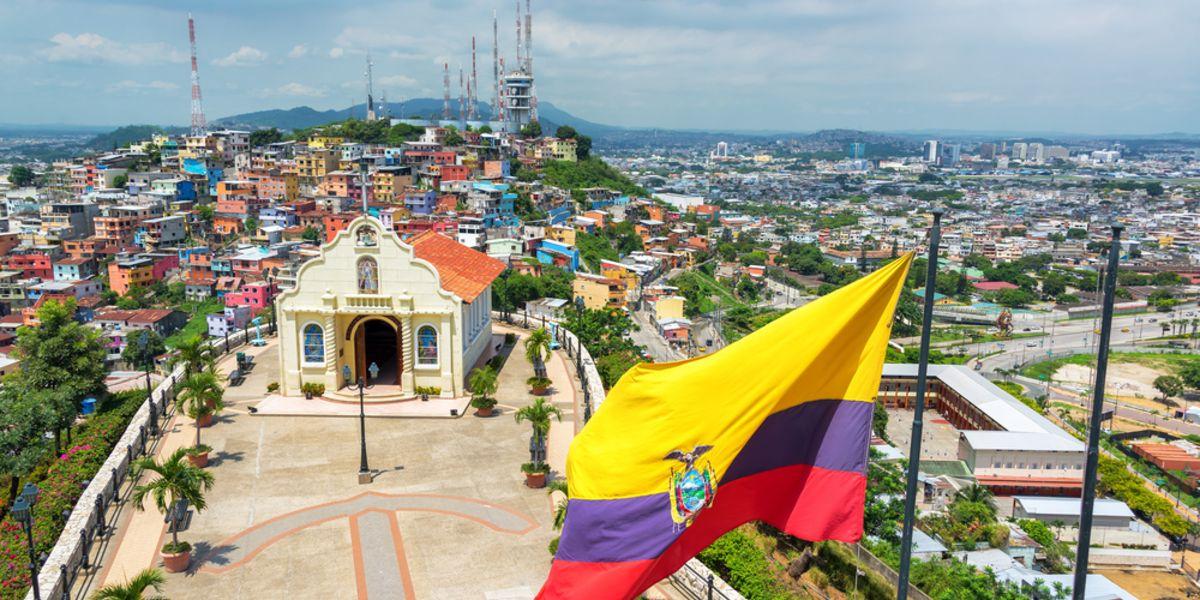Vuelos a Guayaquil por AR$ 19.934 (U$D 350) desde Buenos Aires