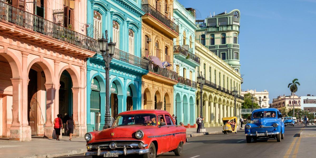 La Habana por AR$ 17.414 (U$D 300) desde Santiago de Chile