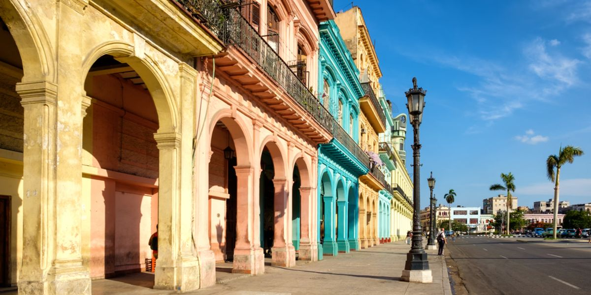 La Habana a partir de AR$ 20.419 (U$D 446) desde Santiago de Chile