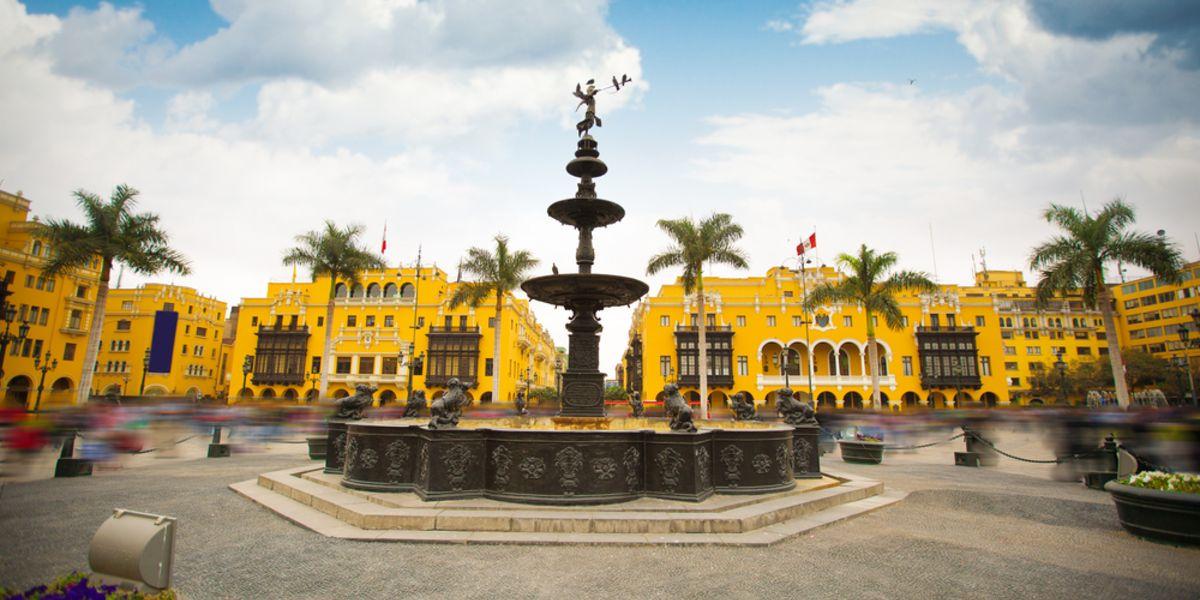 Vuelos a Lima a partir de AR$ 14.637 (U$D 232) desde Buenos Aires