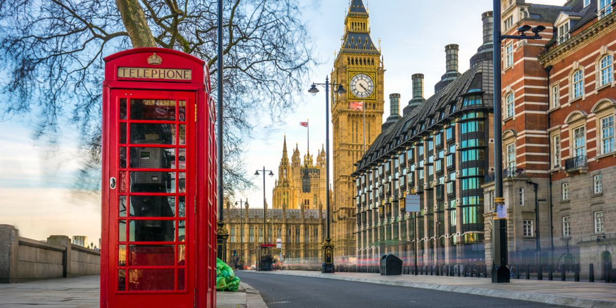 Vuelos Directos a Londres a partir de AR$ 25.488 (U$D 552) desde Bs. As.