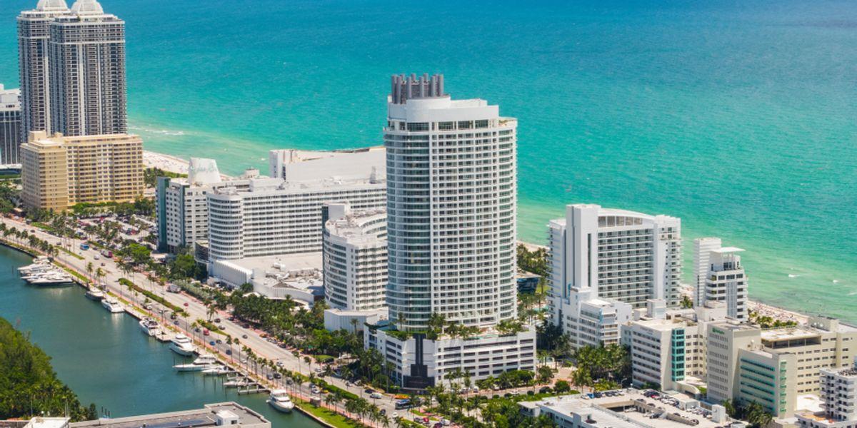 Vuelos a Miami a partir de AR$ 35.210 (U$D 559*) desde Buenos Aires + 6 cuotas sin interés