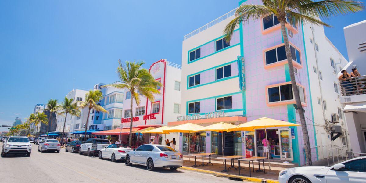 Vuelos directos a Miami por AR$ 32.696 (U$D 559) desde Bs. As. + 12 cuotas sin interés