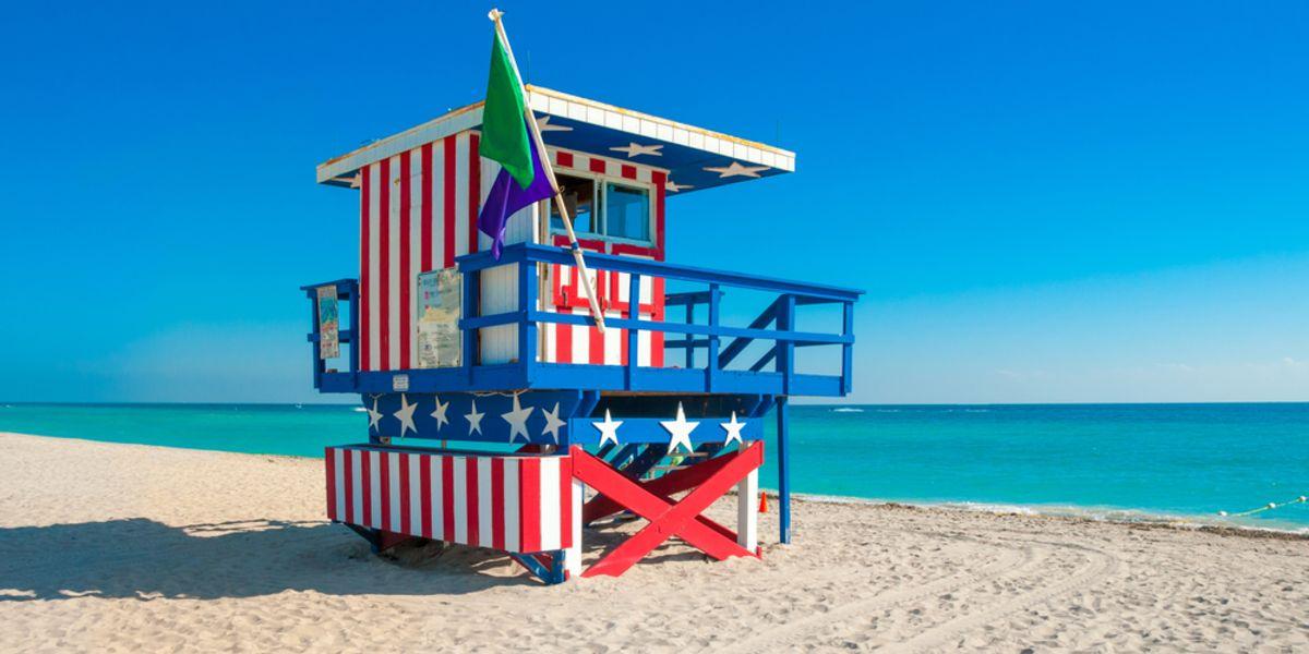 Travel Sale: 9 cuotas sin interés en vuelos a Miami  desde Bs. As.