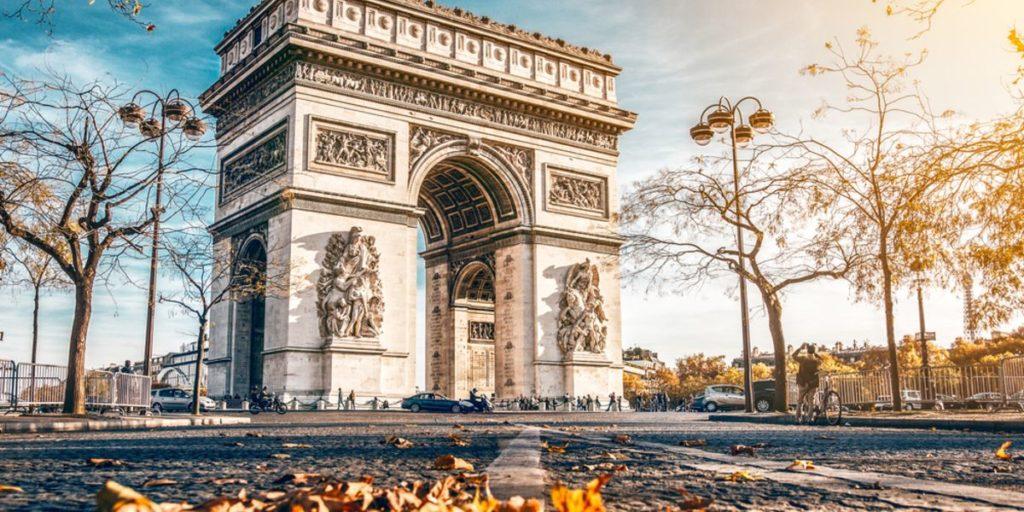 París flexible desde San Pablo con regreso desde Milán a Bs. As.