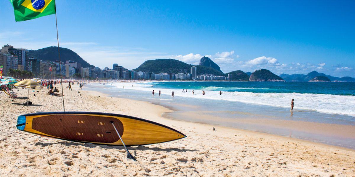 Directos a Río de Janeiro a partir de AR$ 15.056 (U$D 264) desde Buenos Aires