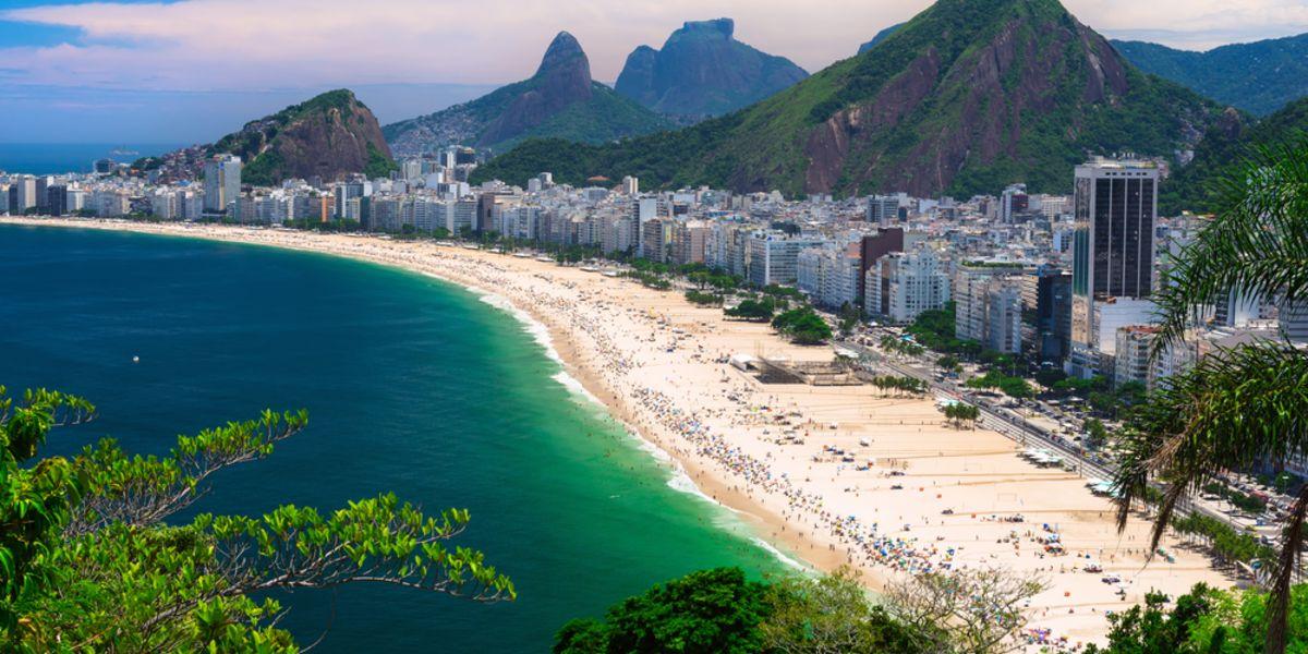 Varias ciudades de Brasil desde Foz a partir de AR$ 5.897 (U$D101)