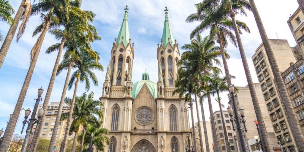 Vuelos directos a San Pablo a partir de AR$10.723 (U$D 233 ) desde BUE