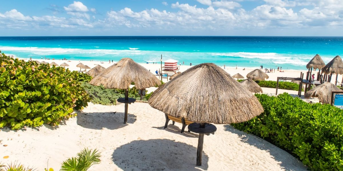 Cancún a partir AR$ 25.172 (U$D 573) desde Buenos Aires + 6 cuotas sin interés