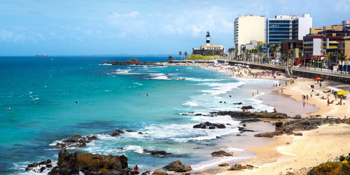 Vuelos a Salvador de Bahía a partir de AR$ 13.547 (U$D 299) desde Buenos Aires