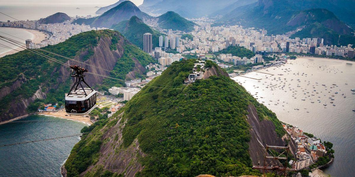 ¡Verano! Río de Janeiro por AR$ 8.512 (U$D 156) desde Foz de Iguazú