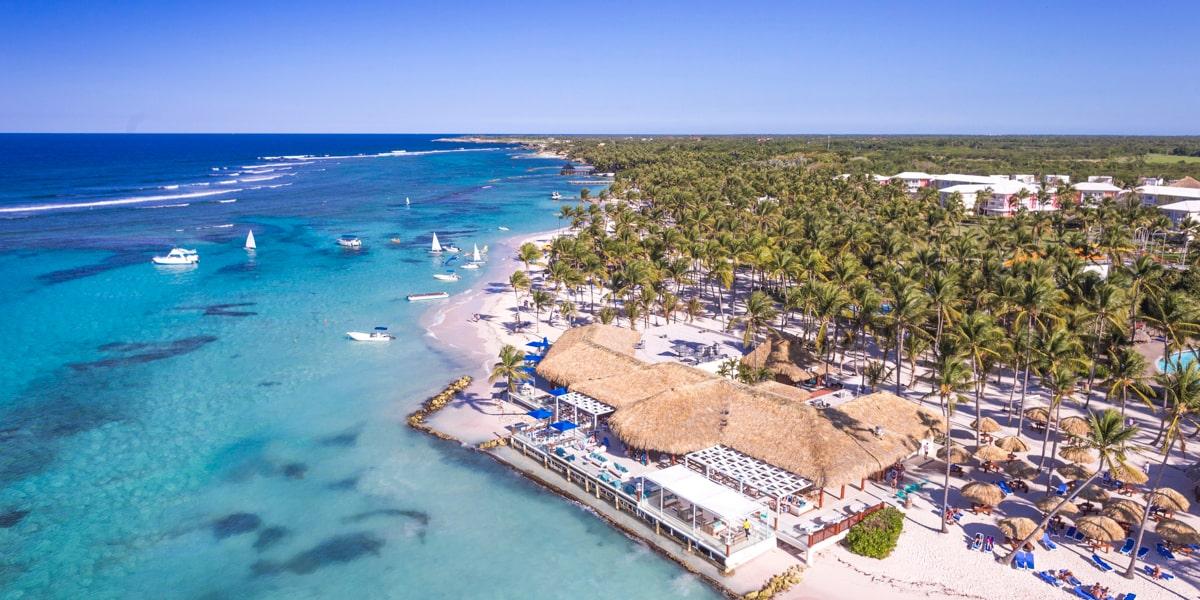 Resorts del Caribe con 20% de descuento y 6 cuotas sin interés con Visa