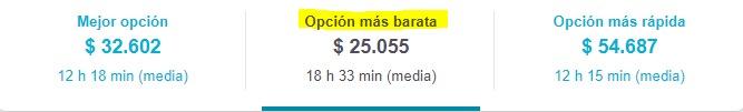 Vuelos a Madrid desde Buenos Aires