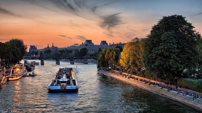 Qué hacer en París, gratis o bajo Costo