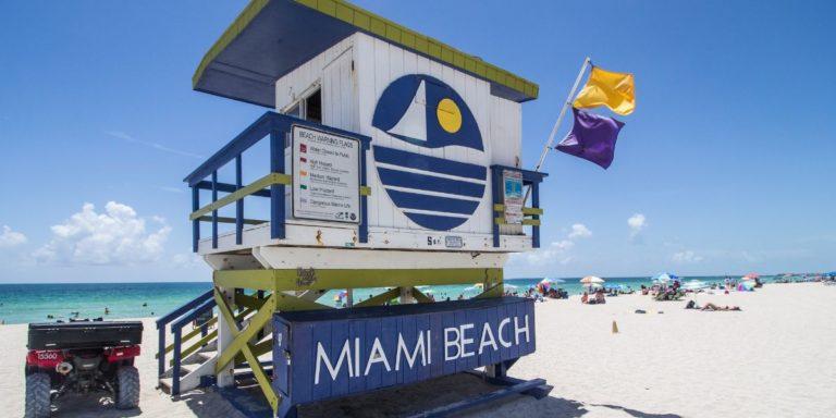 Miami a partir de AR$ 32.000 (U$D 561) desde Córdoba.