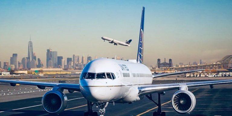United suspende su vuelo Nueva York – Buenos Aires
