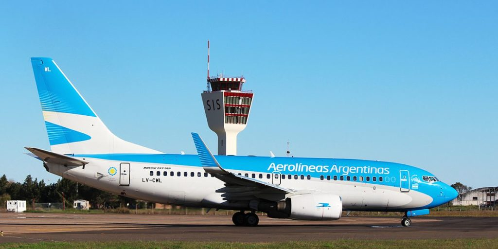 Aerolíneas Plus, el programa de millas de Aerolíneas Argentinas