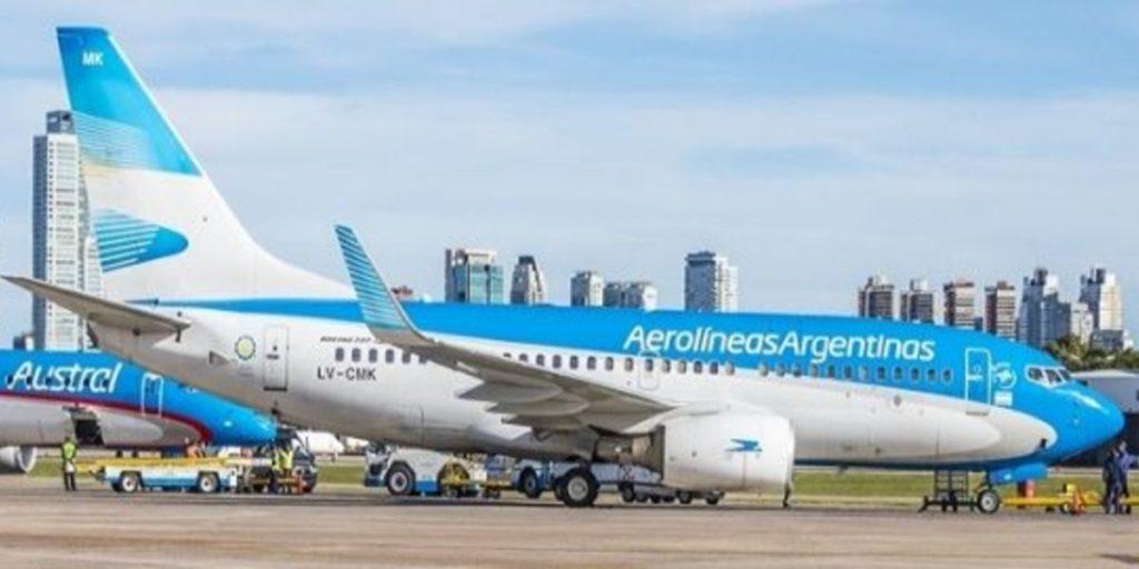 Hot Week: Aerolíneas Argentinas extiende su semana de ofertas