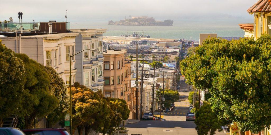 San Francisco, destino imperdible de California